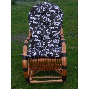 fotel-bujany-z-wikliny-z-kija-czarny-poduszka-brąz-z-białym (1)
