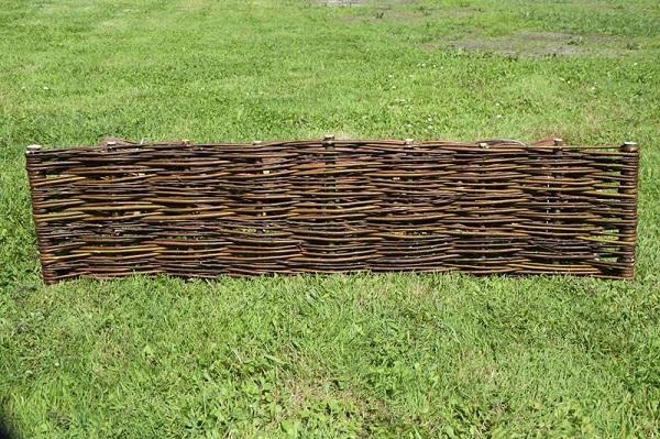 Palisada wiklinowa 120 x 30 cm