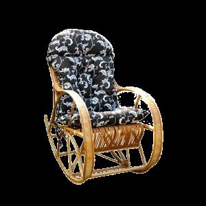 wiklinowy fotel bujany - bardzo solidny