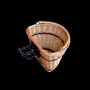Koszyk wiklinowy na Rower ROWEROWY click POLSKI